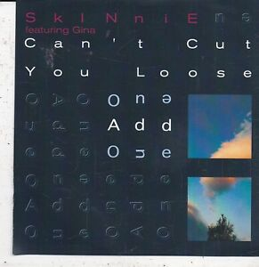 Skinniens-Cant Cut You Loose promo cd single