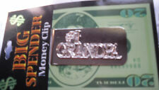 Moneyclip / See My Other Items @ #1 Grandpa Money Clip Silver Tone Cash Bill