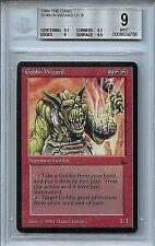 MTG Dark Goblin Wizard BGS 9.0 (9)  Mint Card Magic the Gathering WOTC 4756