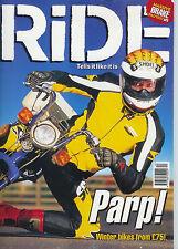 RIDE 1997-12 VF1000R FZR1000 GSX-R1100 GPZ1000RX ZX-9R R1