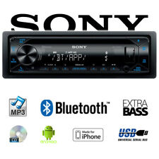 Sony MEX-N4300BT Radio Bluetooth CD MP3 USB Siri Extra Bass IPHONE Car Radio