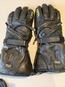 Volt TITAN Mens Leather Heated Gloves Size 2XL