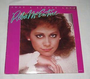 Reba McEntire Just a Little Love MCA-5475 Vinyl LP