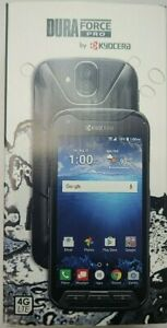 DuraForce Pro E6820 AT&T Unlocked GSM 32GB Rugged Android by Kyocera New SmartCe