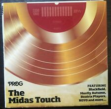 Sampler Prog Magazine 75 P52: The Midas Touch  Cd  cardboard  EX/NM 2017