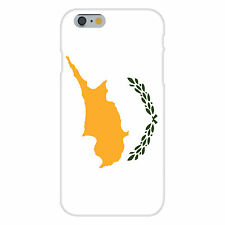 Cyprus World Country National Flag Fits iPhone 6 Plastic Snap On Case Cover New