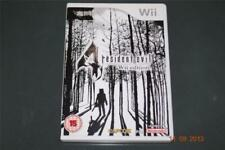 Videojuegos disparos Resident Evil PAL