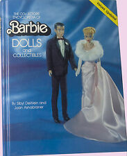 """OUT/PRINT-""""THE COLLECTORS' ENCYCLOPEDIA OF BARBIE DOLLS AND COLLECTIBLES...1992"""