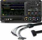 Rigol MSO5072 LA KIT - Two Channel, 70 MHz Mixed Signal Oscilloscope with PLA221