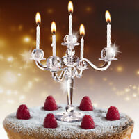Kerzenhalter Torte, Kerzenständer Kuchen, Tortendekoration, Kerzenleuchter Torte