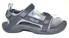 TEVA Original Universal Black/Gray Sport Sandals SIZE 11 FREE SHIPPING NEW
