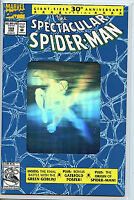 Spectacular Spider-man #189 2X Copies1995 NM 1st Print Silver Hologram Cover