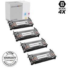 Black Reman Toner for HP 501A Q6470A 4pk Printer Color LaserJet 3600 3600dn