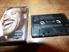 1992 CASSETTE SINGLE LIONEL RICHIE- MY DESTINY /  DO IT TO ME  -VG CON.