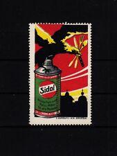 406184/ Reklamemarke - Putzmittel SIDOL - Siegel & Co.