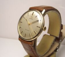 Omega Geneve Gents watch 9 ct gold