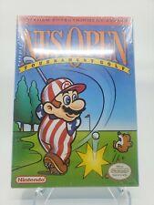 Nintendo NES Open Tournament Golf Sealed Brand New