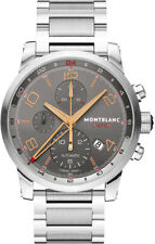 Discounted Brand New MontBlanc TimeWalker Chronovoyager UTC Men's Watch 107303