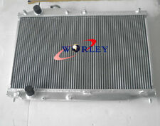Aluminum Radiator for 2000-2009 Honda S2000 01 02 03 04 05 06 07 08 MT