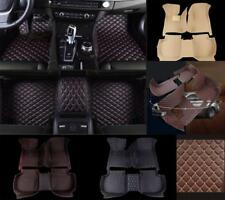 For Alfa Romeo Stelvio Giulia Car Floor Mats Custom Luxury FloorLiner Auto Mats