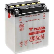 BATTERIA MOTO YUASA YB14L-A2 Sears   502.256134, 502.256136A, 502.256138 0 -2011