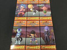 Dragon Ball Super World Collectable Figure WCF ANIME Vol.4 4 Set ALL 6 Japan