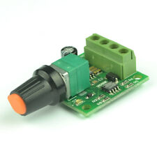 Mini DC 1.8V-15V 2A Motor Speed control with ON-OFF Switch