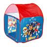 Large Pop Up Tent Paw Patrol Nickelodeon Kids Children Indoor Outdoor Playhouse