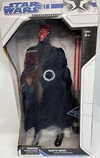 Star Wars Ultimate Quarter Scale Darth Maul Action Figure NEW IN BOX HTF - RARE