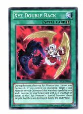 XYZ Double Back - Yugioh Card - Lightly Played