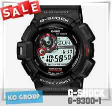 G-SHOCK BRAND NEW WITH TAG G-SHOCK G-9300-1 BLACK COLOR WATCH MUDMAN