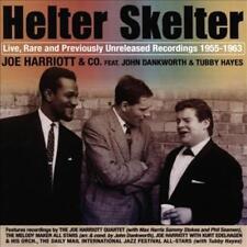 JOE HARRIOTT - HELTER SKELTER NEW CD