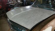 1966 Corvair Monza Front Trunk Lid Cover No Holes 65-66 (2)  V1-5