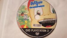 Adibou and the Energy Thieves PS2 dvd game (PAL format) disc only