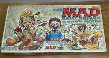 VINTAGE MAD MAGAZINE BOARD GAME CIB 1979 PARKER BROTHERS