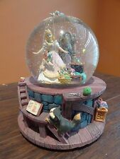 Disney Store Cinderella A Dream Is A Wish Your Heart Make Music Snow Water Globe