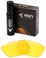 Polarized IKON Replacement Lenses For SPY Optic Helm Sunglasses HD Yellow