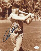 Ralph Kiner Signed 8x10 Photo JSA COA Autograph Pittsburgh Pirates