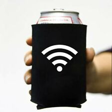 Wireless Koozie Can Computer Koolie Cooler Insulator Geek Nerd Hacker Beer Soda