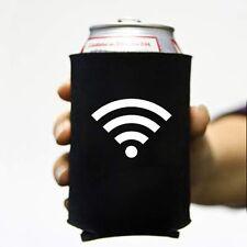 Wireless Koozie Can Computer Koolie Cooler Insulator Geek Nerd Hacker Beer Soda