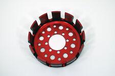 Red Ducati Pressure Plate Clutch Basket 749 999 Hypermotard