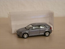 Audi A3 - Silbergrau Metallic - Werbemodell - OVP