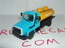 "GAZ-3309 Soviet Retro TANKER truck ""MILK"" 1:43 scale model. RARE!!! SALE!!!!"