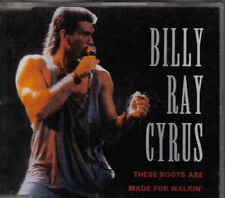 Billy Ray Cyrus-These Boots Are made For Walkin cd maxi single