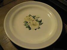"Homer Laughlin Nautilus Gardenia China Tableware USA 6 1/4"" Bread Plate Dish"