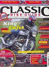 CLASSIC BIKE GUIDE- MARCH 2012-(NEW COPY)