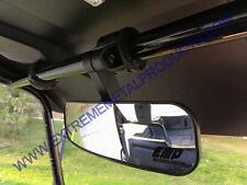 "Honda Pioneer 13"" Panoramic Rear View Mirror P/N:13281 Fits Polaris RZR too"