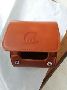 AHW Travel & Storage Watch Roll for 1 watch slot Authentic Calfskin leather Hand