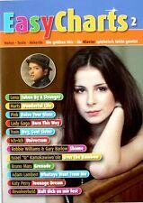 Klavier / Keyboard Noten : Easy Charts Band 2 leicht POP / ROCK MF3502