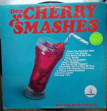 DON CHERRY SMASHES LP MONUMENT USA MLP8049 MONO 1966
